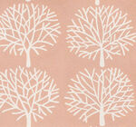 A Ghastlie Forest By Alexander Henry Fabrics 7160 N2 Dusty Pink/White
