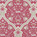 Bon Voyage! by Tilda Quilt Collection 100255 Hare Tile Red .