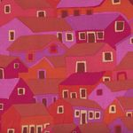 Brandon Mably for Rowan Shanty Town PWBM 047 Red