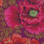 Brocade Peony by Phillip Jacobs for Rowan Fabrics PWP J962 Autumn