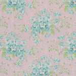 Happy Campers from Tilda Fabrics 10024 Primrose Pink