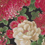 Imperial Collection 16 Japanese By Robert Kaufman SRKM-19511-3 RED.