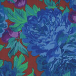 Kaffe Fasset Collective Luscious by Phillip Jacobs PWPJ011. Blue. BEST PRICE.