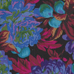 Kaffe Fassett Collective Luscious by Phillip Jacobs PWPJ011.Black