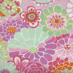 Kaffe Fassett Collective for Free Spirit  GP89 Asian Circles  Color Pink. BEST P