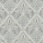 Morris & Co Mineral  from Free Spirit PWWM 034 Color Mint Pure Trellis.
