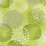 Shiny Objects Sweet Somethings for RJR Fabrics 3530 Color 4 Star Burst Silver Et