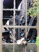 Dear Gail, which room was burnt?
