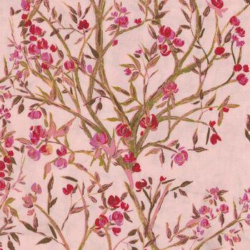 365 Fifth Avenue From Art Gallery Fabrics FAV85846 PeachPink