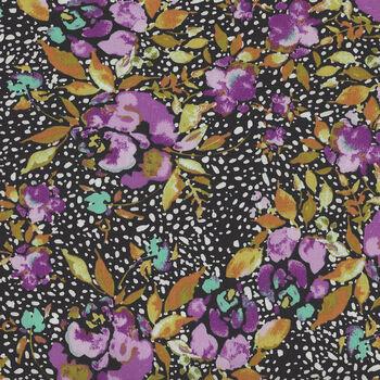 365 Fifth Avenue From Art Gallery Fabrics FAV95848 Black