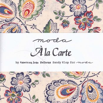 ALA CARTE PRECUT FOR MODA