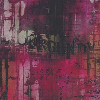 Abandoned 2 by Tim Holtz for Free Spirit PWTH145 Vineyard