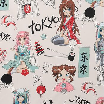 Alexander Henry Nicoleand39s Prints Tokyo Dream DE8876 AR Patchwork Fabric