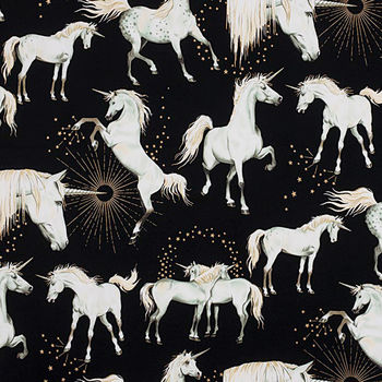 Alexander Henry Nicoles Prints Stars Of The Unicorn DEM8676 B
