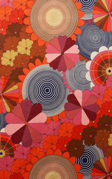 Alexander Henry Supra Cotton Fabric 8294C Red Chianti
