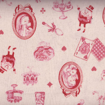Alice In Wonderland by Good Taste Fabrics AP42409
