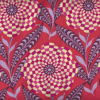 Amy Butler Eternal Sunshine for Free Spirit Fabrics PWAB 161 Persimmon