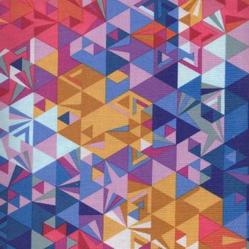 Andover Ex Libris Cotton Fabric A 7867 LP