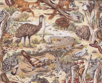 Animals Of Australia by Nutex
