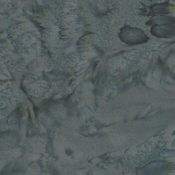 Anthology Batik Lava Solids 1674 Oil Grey