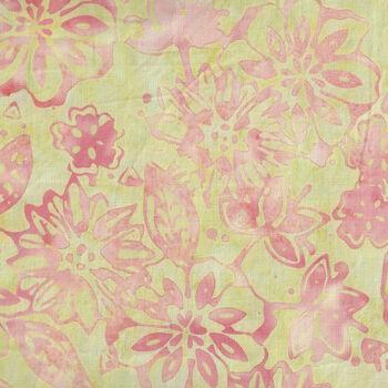 Anthology Batik  20647 GreenPink