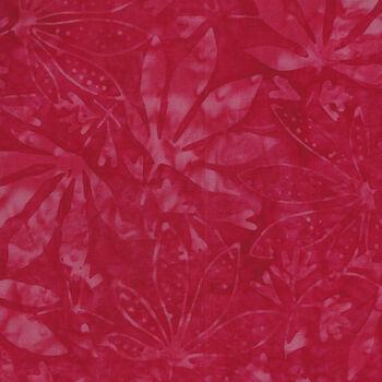 Anthology Batik for Fern Textiles 2149Q X Red Poker Night
