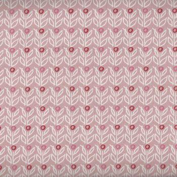 Art Gallery Fabrics Charleston by Amy Sinibaldi CHA41706 Wallflower Azalea