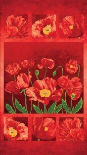 Artisan SpiritPoppy PassionElaine QuehlNorthcott Fabrics 1933507427