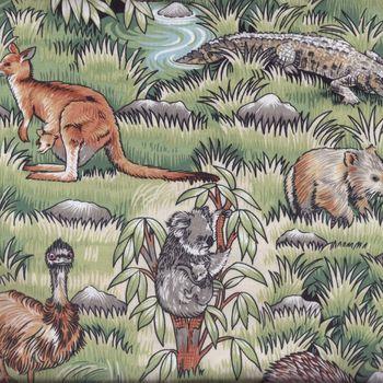 Australiana by Nutex andquotAustralia Wildandquot