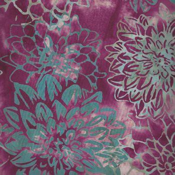 Bali Batik by Hoffman Fuschia M2796 23