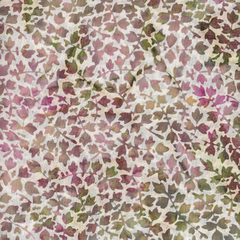 Bali Handpaints by Hoffman HQ2137 287 Packed Leaves Color Napa