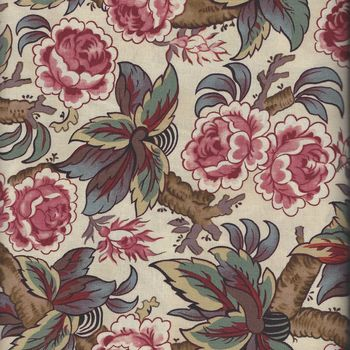 Bathwick Reproduction by Marcus Fabrics R51 8149 0142