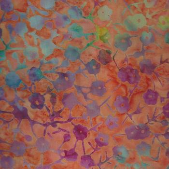 Batik Australia  BA202 OrangeMulti