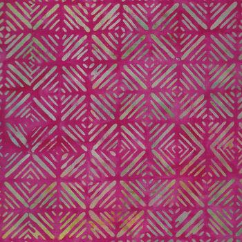 Batik Australia  BA218 Deep Pink