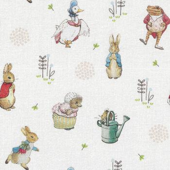 Beatrix Potter Peter Rabbit by Visage Textiles CCC2565D1