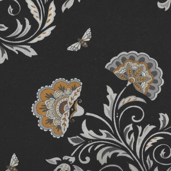 Bee Joyful by Deb Strain for Moda Fabrics M1987114 Black