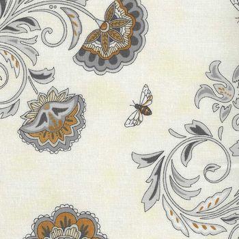 Bee Joyful by Deb Strain for Moda Fabrics M1987115 Cream