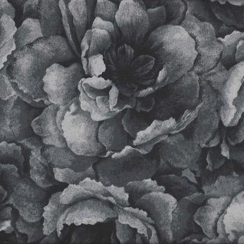 Belleflower by Hoffman HP7576 055 Charcoal