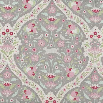 Bon Voyage by Tilda Quilt Collection 100252 Hare Tile Sand Grey