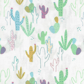 Cactus from Dear Stella on White DS SRR759 White