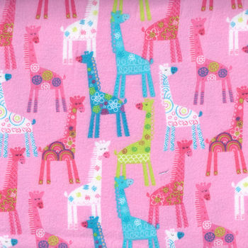 Catalina Flannel for Blank Fabrics Design F7253