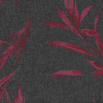 Centenary Collection Japanese Cotton By Yoko Saito 31841 Colour100 Red on BlackGrey