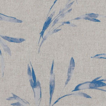 Centenary Collection Japanese Cotton By Yoko Saito 31841 Colour70 Blue on Natural