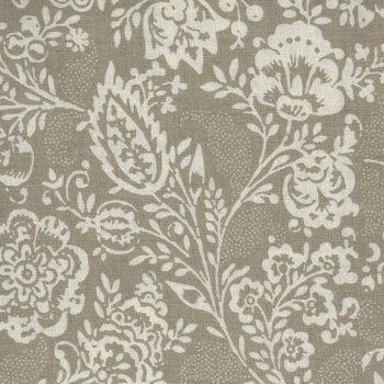 Chafarcani By French General For Moda Fabrics M1385018 DeepTaupeCream