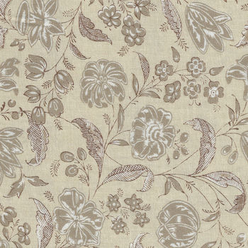Chafarcani By French General For Moda Fabrics M1385313 Taupe