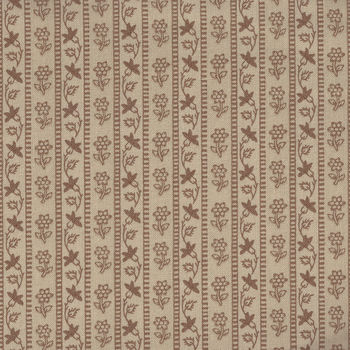 Chafarcani By French General For Moda Fabrics M1385420  Milk Chocolate