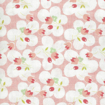 Chantilly Fabric by Fig Tree Quilts for Moda M2034225 Colour Peach