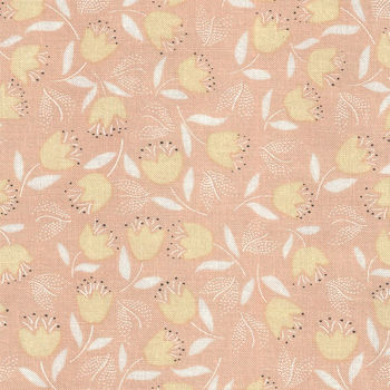 Chantilly Fabric by Fig Tree Quilts for Moda M2034612 Colour Apricot