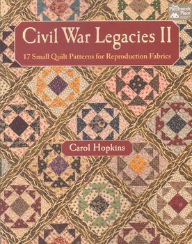 Civil War Legacies 11 by Carol Hopkins