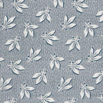 Clothworks Blueberry Buckle Y2240 colour 87